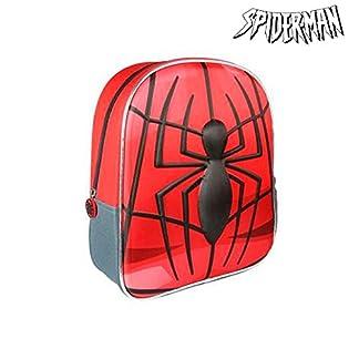 41YQmYzdy9L. SS324  - Spiderman CD-21-2089 2018 Mochila Infantil, 40 cm, Multicolor