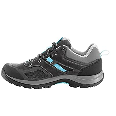 97d9254274c Quechua MH 100 Women s Waterproof Mountain Hiking Shoes - Grey ...