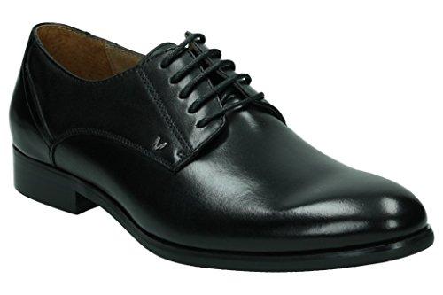 Berry 1334-1027V, Derbys Homme, Noir (Black Black), 41 EUMartinelli