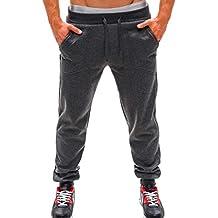 Naturazy Fashion Deportivas Ropa Deportiva Baggy Tactical Running PantalóN Streetwear Pantalones Largos para Hombre Deportivos De