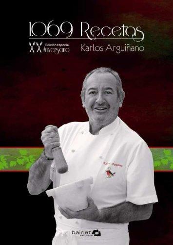 1069 Recetas de Cocina XX Aniversario: 2...