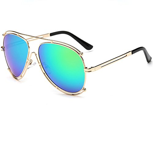 z-p-unisex-new-style-fashion-double-circle-metal-frame-frog-mirror-sunglasses-60mm