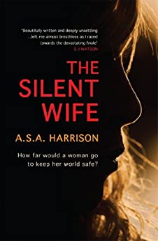 The Silent Wife by [Harrison, A. S. A.]