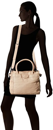 Liebeskind Berlin - Glory vintage, Borsa con Maniglia Donna Rosa (Pink (light powder 0608))