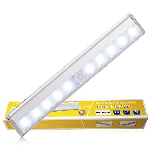 kereal-batterie-10led-night-light-dtecteur-de-mouvement-pour-penderie-armoire-placard-tiroir-escalie