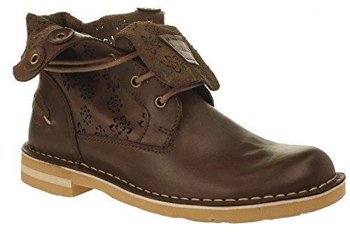 Bunker foot wear WAS-BU28 - scarpe stivali stivaletti, Multicolore (Smoky), 37