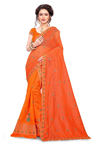 S. Kiran's Women's Supernet Fanta Chador Chanderi Mekhela - Mekhla Chadar -...