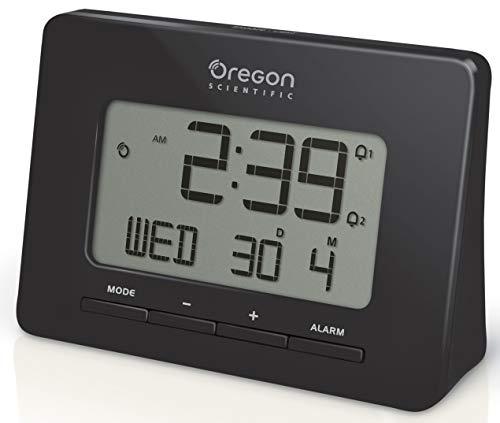 Oregon Scientific RM938 Reloj, Negro