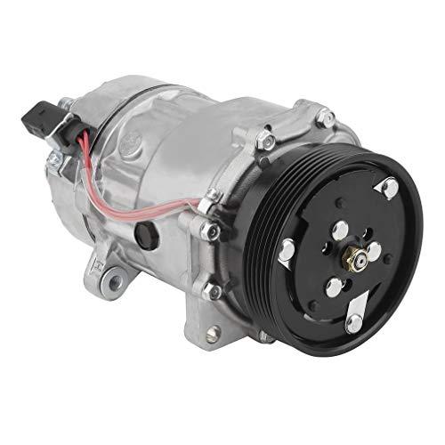 Kompressor, Klimakompressor, Klima Kompressor für VolkswagenBora Kombi 1J6, Caddy II Kasten 9K9A Kombi 9K9B, Golf IV 95-04 ()