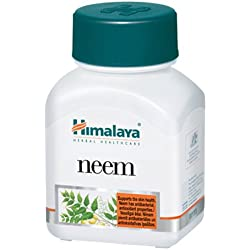 Himalaya Wellness Pure herbs Neem Tablets (60 Tablet)