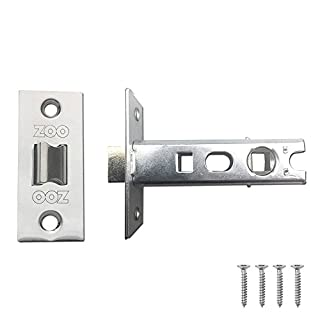 Zoo Hardware Contract Fire Rated Bolt Through Tubular Latch 76mm