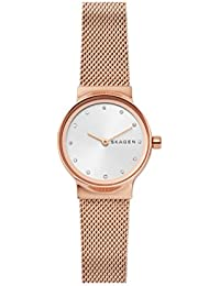 Skagen Women's Analogue Quartz Watch with Stainless Steel Strap SKW2665
