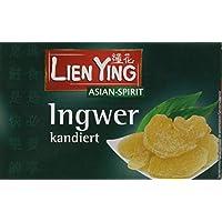 Lien Ying Ingwer, kandiert, 10er Pack (10 x 100 g)