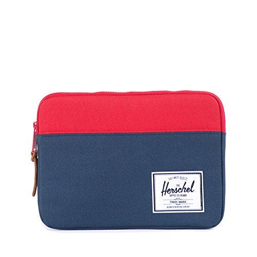 Herschel Anchor Sleeve Aktentasche für iPad Air, Navy/Rot