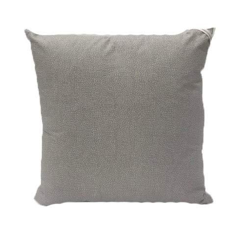 Borbonese opla' cuscino 45x45 percalle di cotone sfoderabile