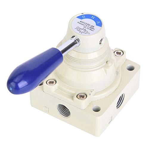 Handbetätigtes pneumatisches Hebel-Luftventil Manuelle Steuerung 3-Positionen-4-Wege-PT 4HV230-06/4HV230-08 -20-70 ℃ 1,5 MPa Manuelle Steuerventile(4HV230-06)