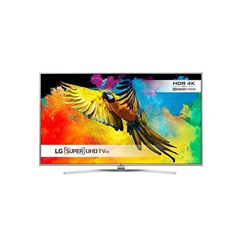 41YR 7vimeL. SS500  - LG 55UH770V 55 inch Super Ultra HD 4K Smart TV webOS (2016 Model) - Silver