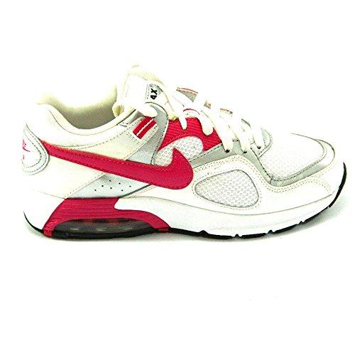 Nike - Nike Go Strong (gs) sneakers Laufschuhe weiss fuchsie Wei
