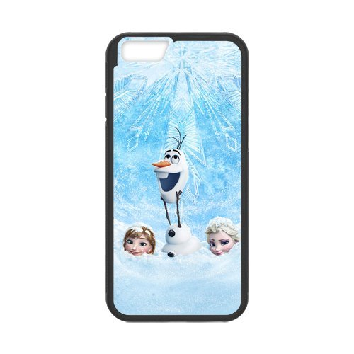 Everlasting Fashion Hard Cover Case PC and TPU Phone Cover For Your Iphone 6of Frozen
