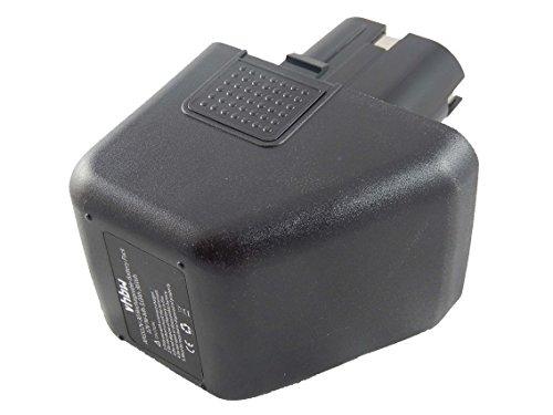 Vhbw NiMH batería 3000mAh 12V herramienta eléctrica