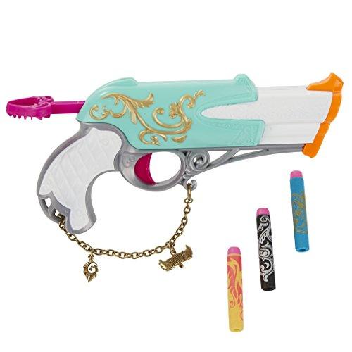 Hasbro Nerf B1699EU4 - Rebelle Charmed Dauntless, Spielzeugblaster -
