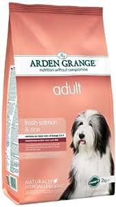 Arden Grange Dog Food Adult Salmon and Rice 12 Kg