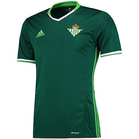 2ª Equipación Betis FC 2016/2017 - Camiseta oficial adidas, talla L