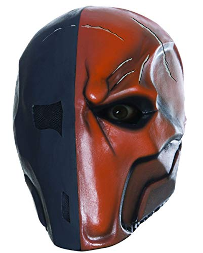 Horror-Shop Deathstroke Latex Vollmaske für ()