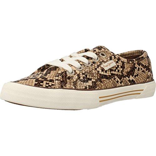 Sport scarpe per le donne, colore Vari colori , marca PEPE JEANS, modello Sport Scarpe Per Le Donne PEPE JEANS ABERLADY Vari Colori Vari colori