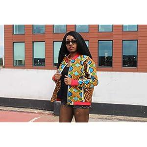 Afrikanische Bomberjacke // Festival Jacke // Afrikanische Kleidung // Festival Kleidung