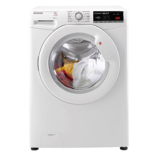 Hoover DXOA147LW3/1-80 A+++ 7kg 1400 Spin 15 Programmes Washing Machine White