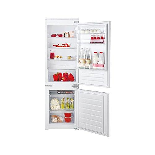 Hotpoint Ariston BCB 7030AA eingebaut A + Weiß Kühlschrank mit Gefrierschrank