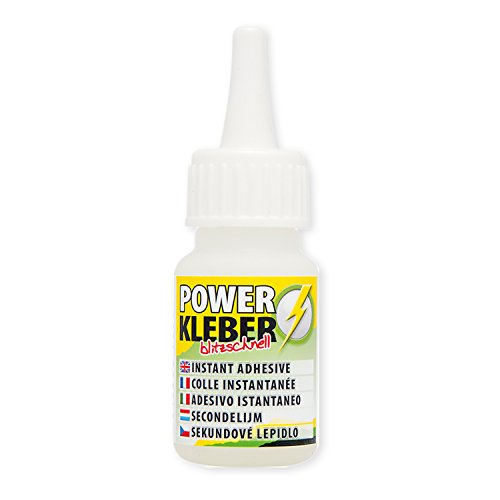 Petec 93310 Power Kleber, 10 g