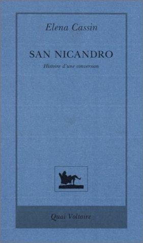 San Nicandro : Histoire d'une conversion