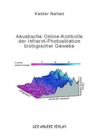 Akustische Online-Kontrolle der Infrarot-Photoablation biologischer Gewebe