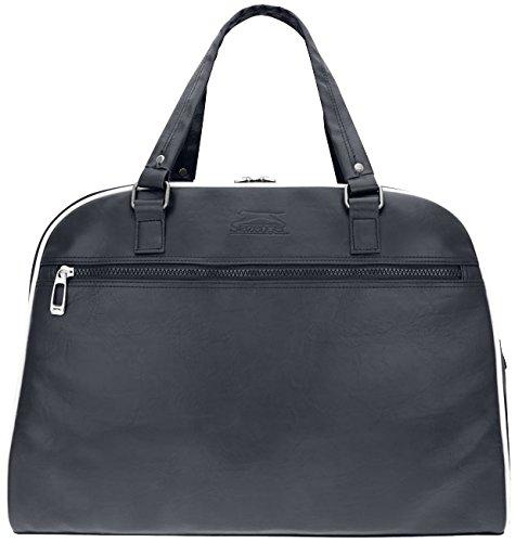 Slazenger Sporttasche Bowling Bag Tasche PVC navy von noTrash2003 (Navy) Navy
