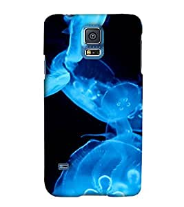 EagleHawk Designer 3D Printed Back Cover for Samsung Galaxy S5 Mini - D1153 :: Perfect Fit Designer Hard Case