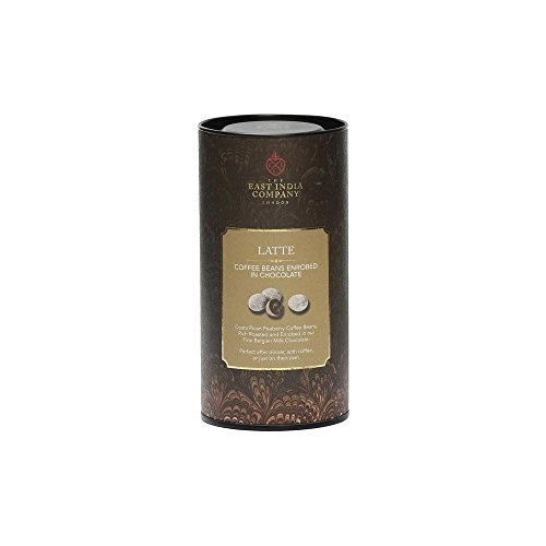 East India Company Latte Beans Enrobed in Milk Chocolate (220g)