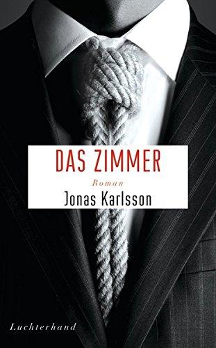 Buchseite und Rezensionen zu 'Das Zimmer' von Jonas Karlsson