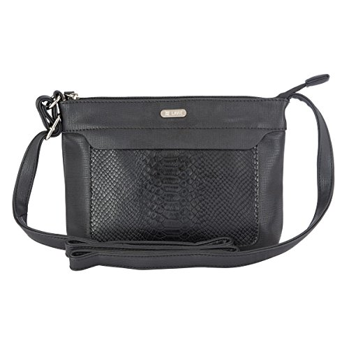 Lavie Women's Sling Bag (Black)  available at amazon for Rs.880