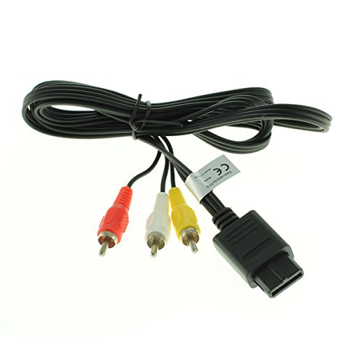 OTB Videokabel für Nintendo SNES / Super Nintendo / Super Famicom / N64 / GameCube
