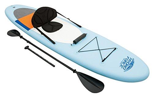 Lola Derek Bestway Coast Liner Lite - Juego de SUP y kayak, tabla de s
