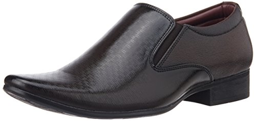 Bata Men's Frankfort Brown Formal Shoes - 8 UK (8514436)