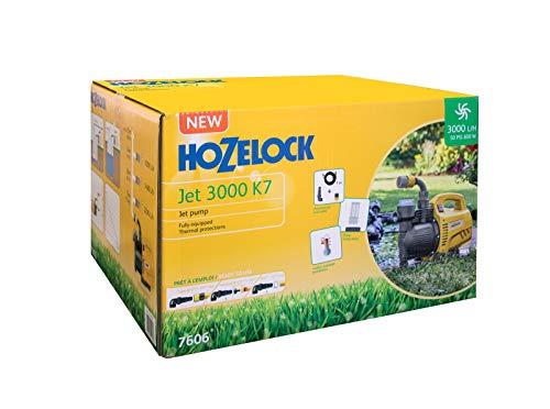 Hozelock Solar Cascade 300/3538/0000/Water Pump