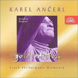 Karel Ancerl Gold Edition Vol.13. Dvorák: Requiem