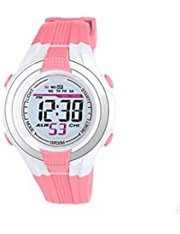 Vizion Digital Boys' & Girls' Watch (Multicolour Dial Multicolour Strap)