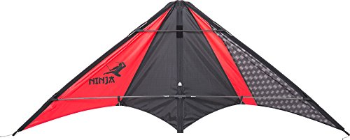 colourliving HQ Lenkdrachen Ninja Speed & Power Drachen Speedkite