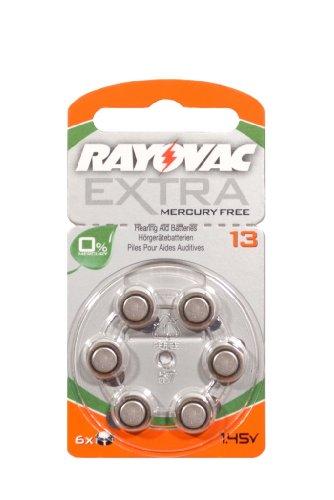 60-st-rayovac-extra-mercury-free-typ-13-orange-horgeratebatterien