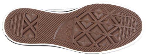 Converse Ctas Core Ox, Baskets mode mixte adulte Marron (Chocolat)