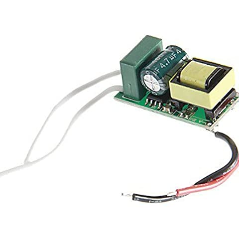 E&T/ 6 * 1W driver LED di alimentazione